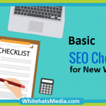 Basic SEO Checklist for New Websites 2016-WhitehatsMedia